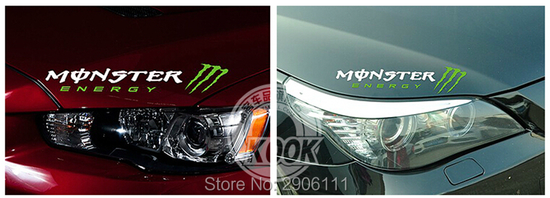 Car headlight stickers, handle stickers, rearview mirror stickers, fuel tank cover stickers for Cadillac srx cts ats escalade