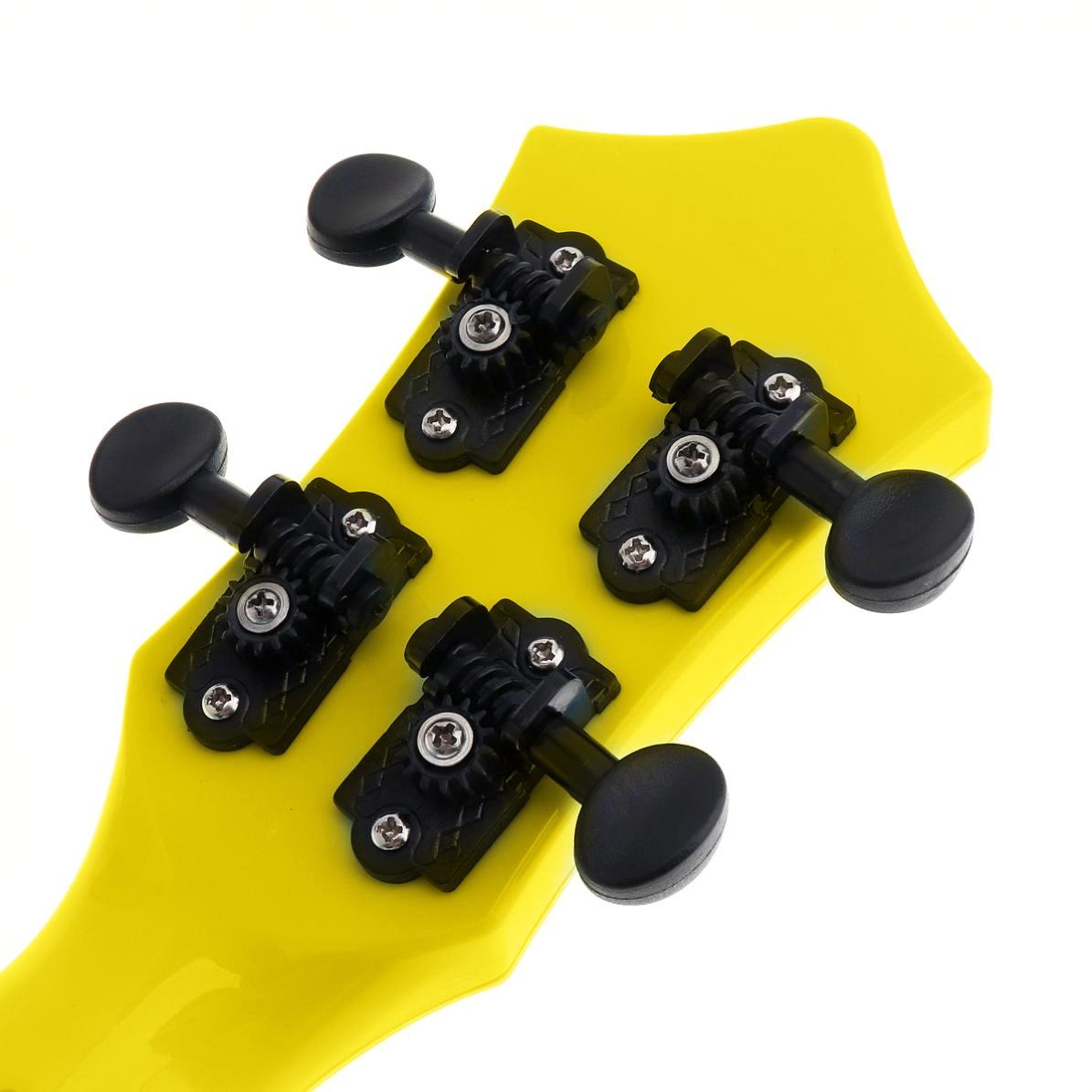 FSTE 21 Polegada ukulele acústico uke 4