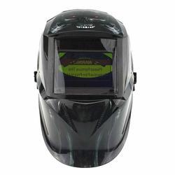 Professionele Lashelm 100x65mm3. 9x2.5 Optische Klasse 1111 4 Sensoren Lassen Hoed Auto Verduistering MMA MIG TIG CE Lasser Masker