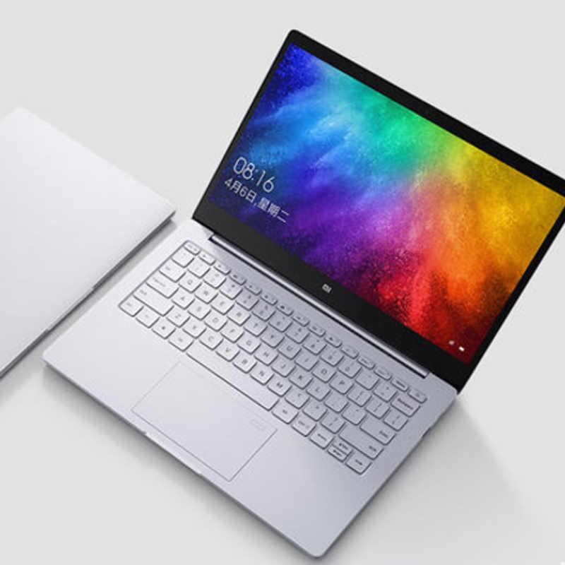 Оригинал Сяо Mi ноутбука Тетрадь Air распознавания отпечатков пальцев Intel Core i5-7200u NVIDIA GeForce MX 13.3 дюймовый дисплей Оконные рамы 10