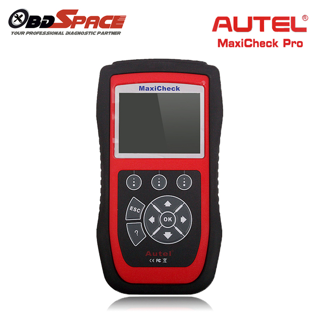 [Официальный Дистрибьютор] Autel MaxiCheck Pro EPB/ABS/SRS/TPMS/DPF/Ойл Сервис/Airbag Reset/SAS Применение Функции Диагностики