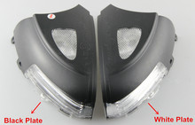 Saborway боковое зеркало Поворотная сигнальная лампа световой индикатор для окружающего света для Yeti 2009-2016 5L0 5LD 949 101 C/102 C