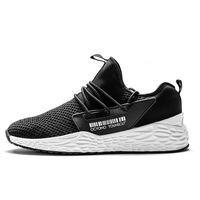 Mesh Surface New Typical Style Men Running Shoes Lace Up Upper Sport Shoes Activities Athletic Shoes Comfortable Sneakers