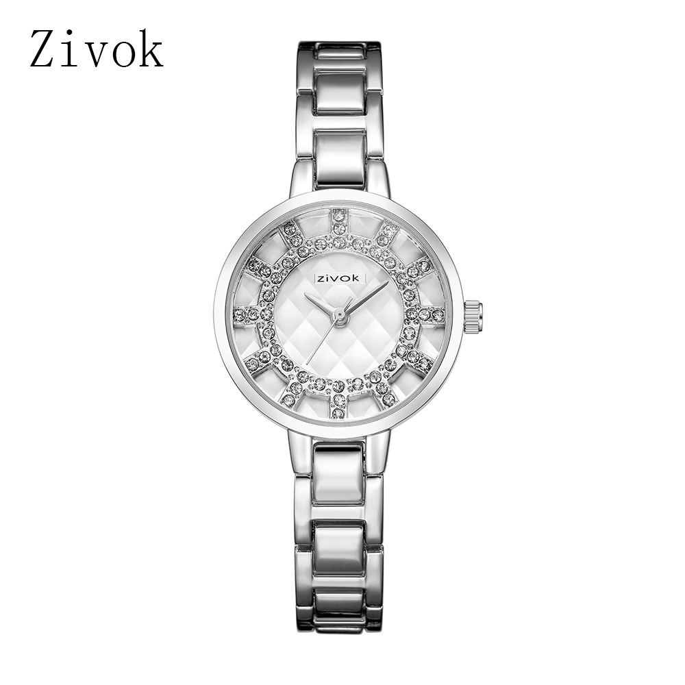 Zivok Diamond dameshorloge Dameshorloges 2018 Luxury dameshorloges - Dameshorloges