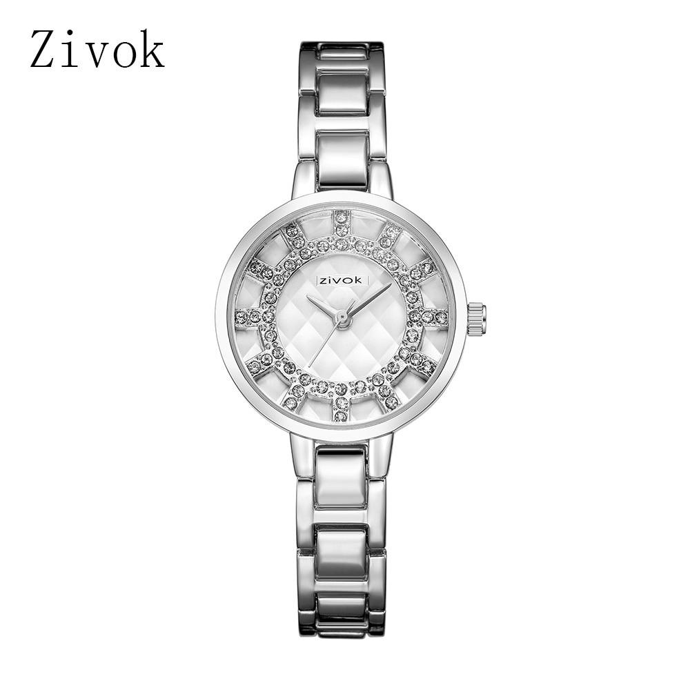 Zivok Diamond տիկնայք դիտում Կանացի - Կանացի ժամացույցներ