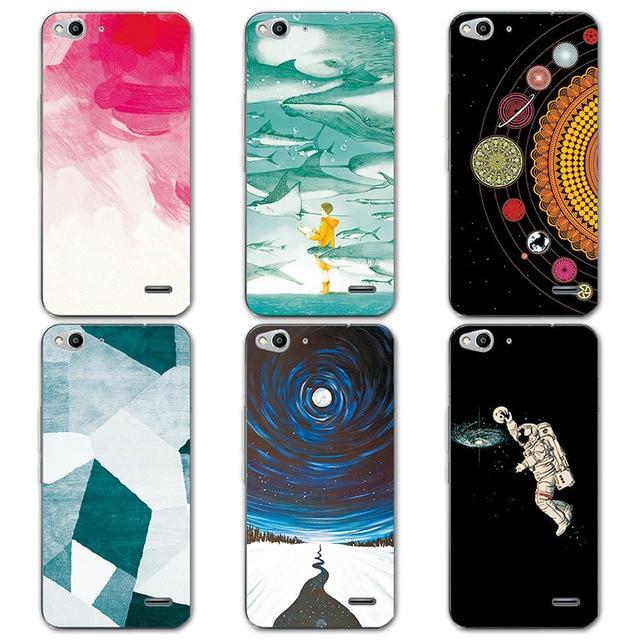 buy popular 0f8c8 daff3 US $1.02 30% OFF|Aliexpress.com : Buy Couple Phone Case For Vodafone Smart  ultra 6 5.5