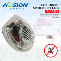 Home Aosion Eletronic & ultrasonic bugs spider cockroach repellent ultrasonic rat repeller pest repeller with LED night light