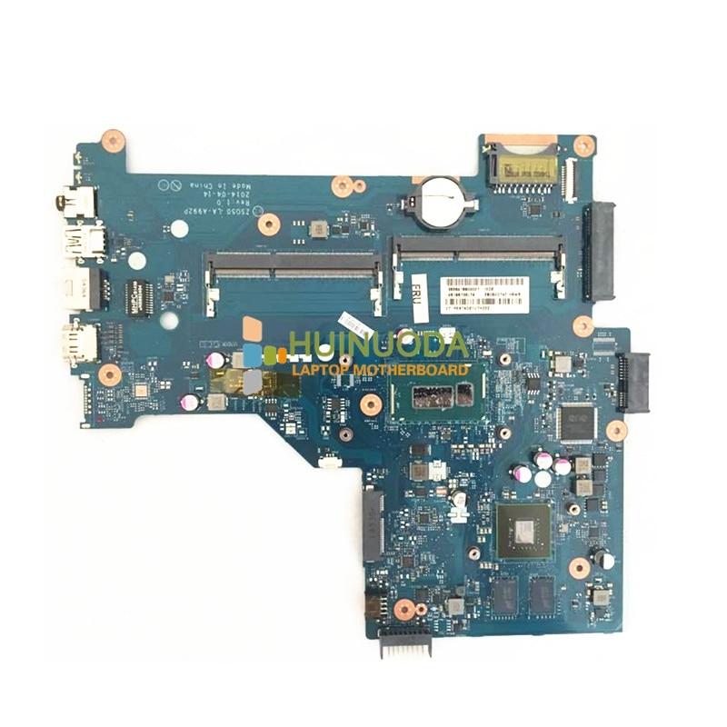 NOKOTION For HP Pavilion 15 R 792302 501 laptop motherboard i7 4510U LA A992P DDR3 100% Tested