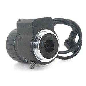 Image 5 - 3MP 2.8 12mm HD 3.0 megapixel Auto Iris varifocale IR metalen CS CCTV lens, F1.4, voor Veiligheid cctv camera