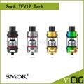 Предварительный заказ 100% Первоначально Smok TFV12 Бак Распылитель 6 мл 350 Вт Герметичность Конструкции TFV12 Smok Танк с 510 Нить