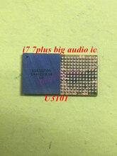 2pcs 50pcs 아이폰 7 7 플러스 큰 메인 오디오 코덱 ic 칩에 대 한 U3101 CS42L71 338S00105
