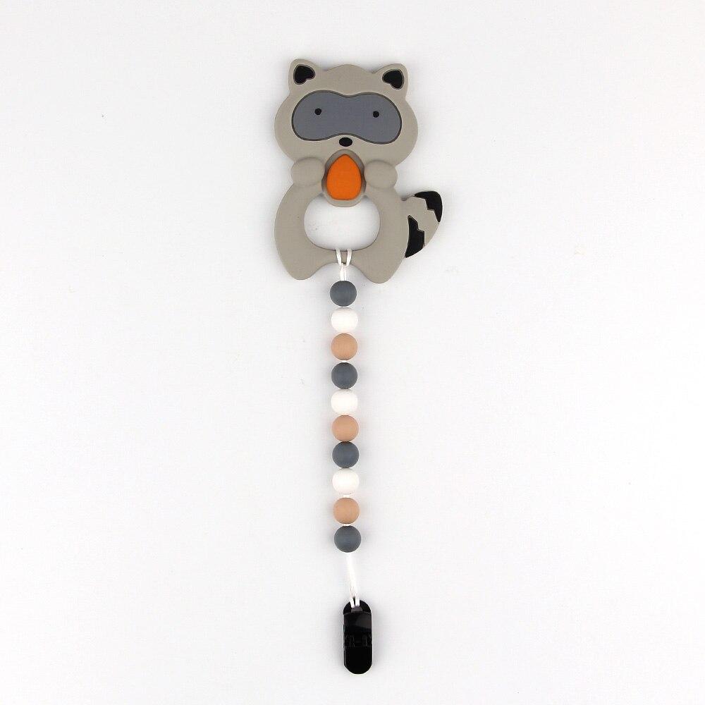 TYRY.HU 1x Silicone Beads Baby Bijtring Silicone Bijtring Speelgoed - Baby verzorging - Foto 5