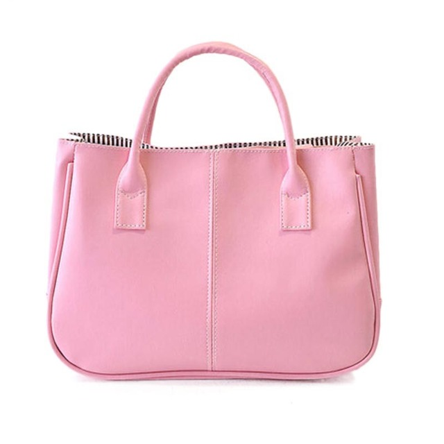 Special Offer! 2017 Hot Selling PU Fashion women leather Handbag Classic candy color women's tote shoulder messenger bags