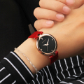 2017 SANDA Ladies Fashion Quartz Watch Leather Women Casual Dress Ladies Watches Gold Female Clock Wrist Watch Mujer Reloje