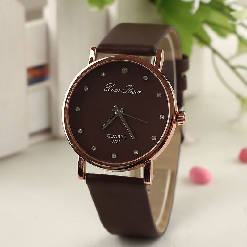 reloj mujer 2018 ladies wrist watches women Clock Quartz Casual Fashion Round Glass Stainless Steel Mesh Women Watch fashion rose gold geneva casual quartz watch women metal mesh stainless steel dress watches brand ladies wrist watch clock reloj