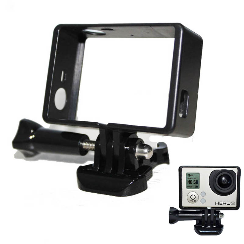 Plastic Fixed Standard Frames Protective Case Housing Mount+Base+ ...