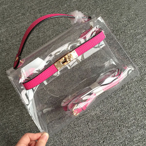 Image 3 - SUNNY BEACH Women Luxury Handbags Women Bags Designer Purse Clear women Bag Day Clutch Purse Female Messenger Bag