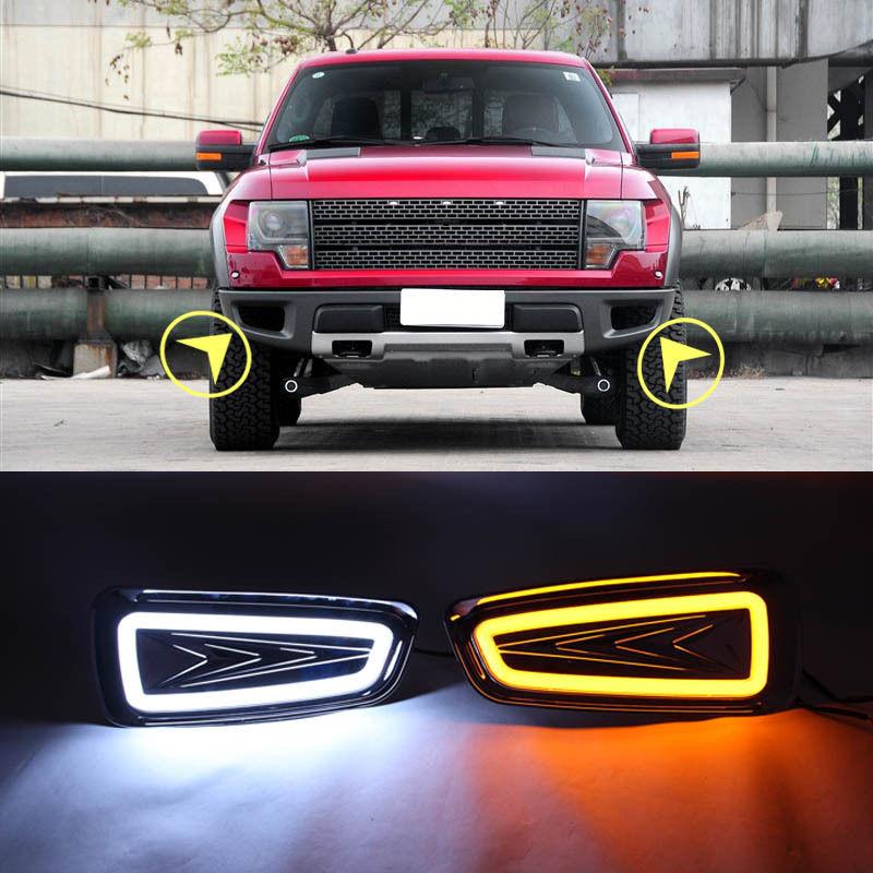 Ford F150 Led Fog Lights