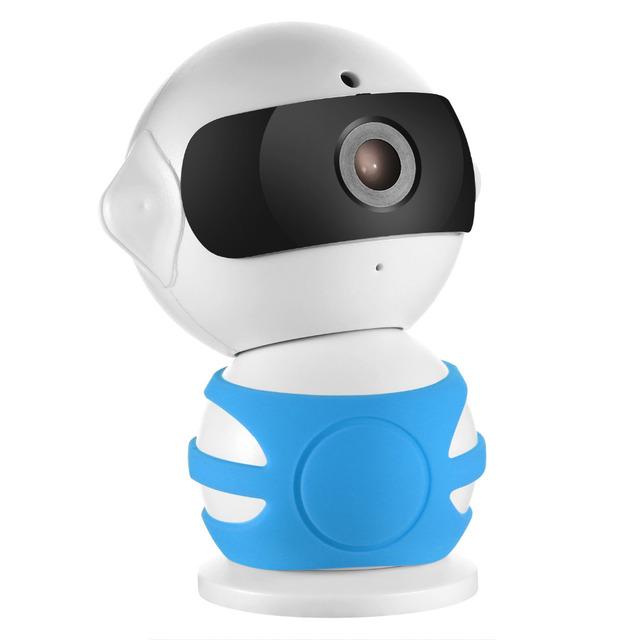 Sannce robô câmera ip 960 p sem fio wifi ip câmera de segurança cctv Camera Áudio Bidirecional Baby Monitor Fácil Varredura QR CODE Conectar