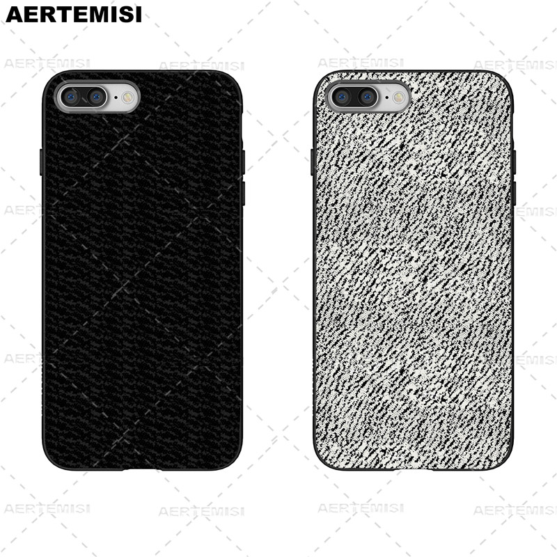 Phone Cases Kanye West Yeezy Shoes 3D Relief Embossed Black TPU Case Cover for Apple iPhone 5 5s SE 6 6s 7 Plus