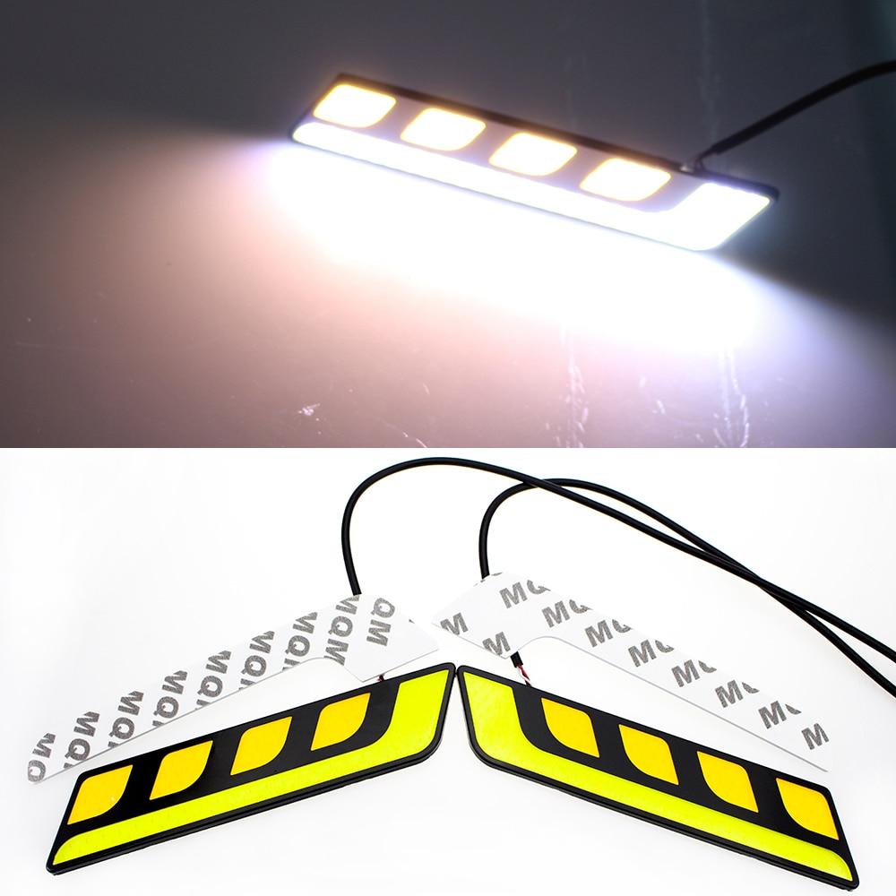 2 հատ հատ Drl շրջադարձային լույս Նոր - Ավտոմեքենայի լույսեր - Լուսանկար 5