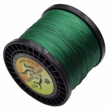 Braided Fishing Line 8 Strands 1000m Super Power Japan Multifilament PE Extreme Braided Line Fishing Cord