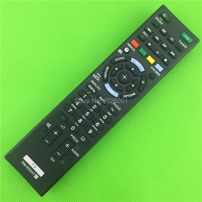 remote control suitable for Sony tv LCD TV 3d led smart RM-YD018 and more RM-GD001 RM-GD003 RM-ED012 RM-GD029
