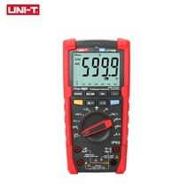 UNI-T UT195E промышленный водонепроницаемый мультиметр IP65 фонарик UT195E LoZ измерение напряжения True RMS цифровой мультиметр