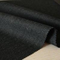 Men Waistcoat 100% WOOL Men Vest Custom Made Notch Lapel Black Herringbone Waistcoat For Winter