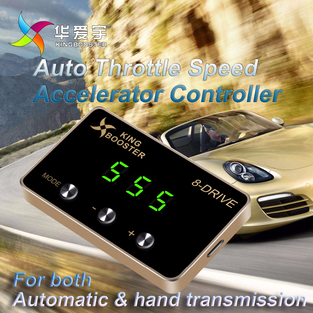 Auto Electronic Throttle Controller Booster Car Speed up For Dodge Journey 2009+