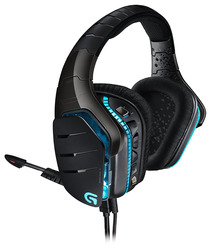 Logitech G633 Artemis Spectrum  RGB 7.1 Dolby and DST Headphone Surround Sound Gaming Headset