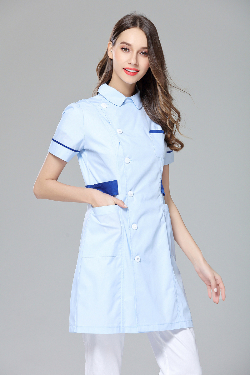 2017 women sweater medical uniforms new spa massage for Spa uniform policy