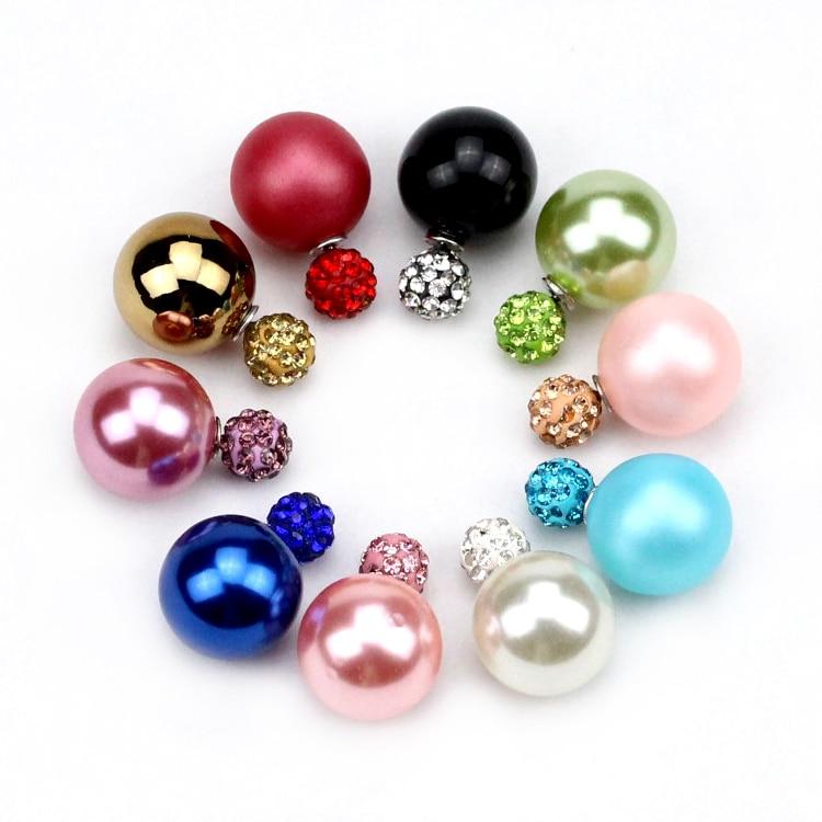 2016 New Fashion jewelry double...