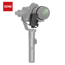 ZHIYUN Original Crane 2 Servo Follow Focus Complete Set for All Canon Nikon Sony Panasonic DSLR Camera стедикам zhiyun crane 2 v3 servo follow focus