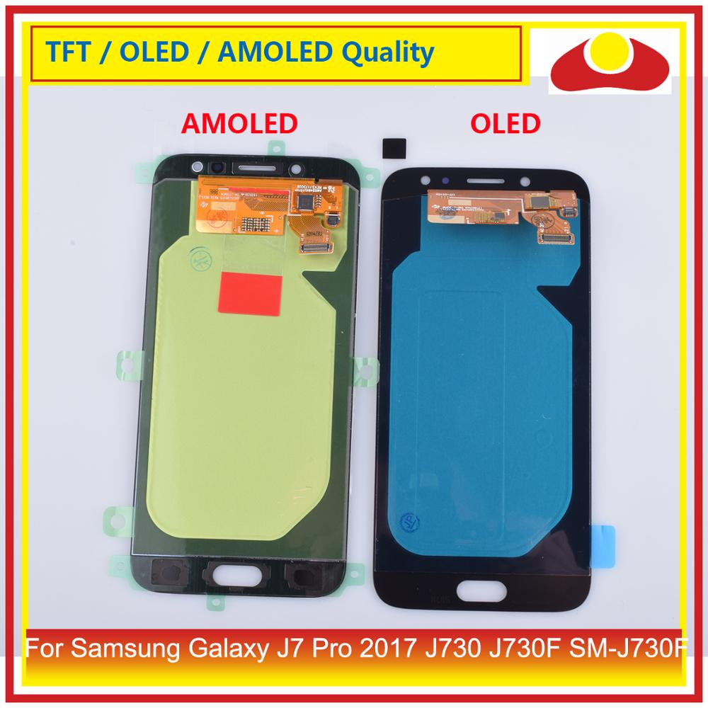 "Image 3 - ORIGINAL 5.5"" For Samsung Galaxy J7 Pro 2017 J730 J730F SM J730F LCD Display With Touch Screen Digitizer Panel Pantalla Complete-in Mobile Phone LCD Screens from Cellphones & Telecommunications"