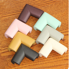 New Arrival 4pcs/ lot Soft Baby Safe Corner Protector Baby Infant Protection Children Safety Edge Guards