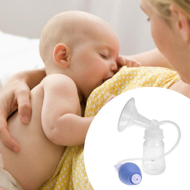 Mother Hand Breast Pump Nursing Feeding Pregnancy Manual Strong Breast Pumb Baby Feeding Accessories