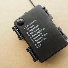 8 модель функциональный 3aa держатель батареи для украшения освещения