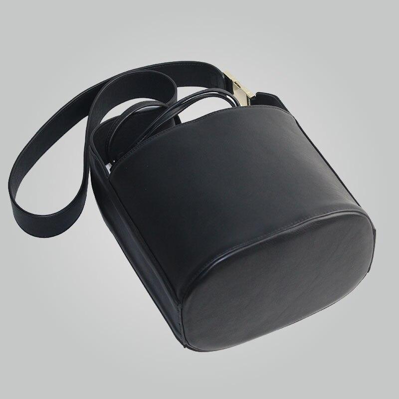 2018 Acnc legend новая сумка мешок из натуральной кожи, женские сумки на завязках, женская сумка на плечо из натуральной кожи, Бесплатная доставка - 2