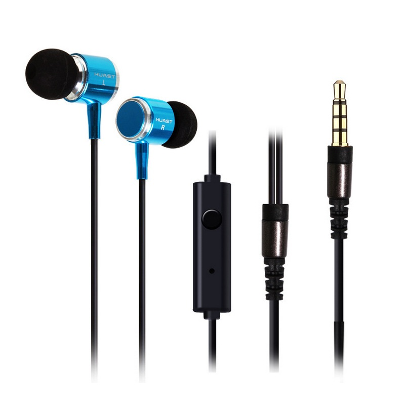 Original Earphone Headphones With Switch Songs and Mic For Ipad Samsung IPhone5/5s Mp3 M ...