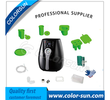 3D Mini Vacuum Sublimation Press for blank phone cases/mug/plate with FULL set accessaries