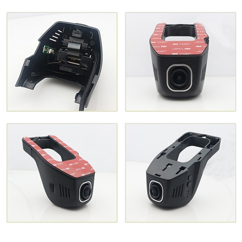 For Brilliance V5 / Car Driving Video Recorder DVR Mini Control APP Wifi Camera Black Box / Registrator Dash Cam