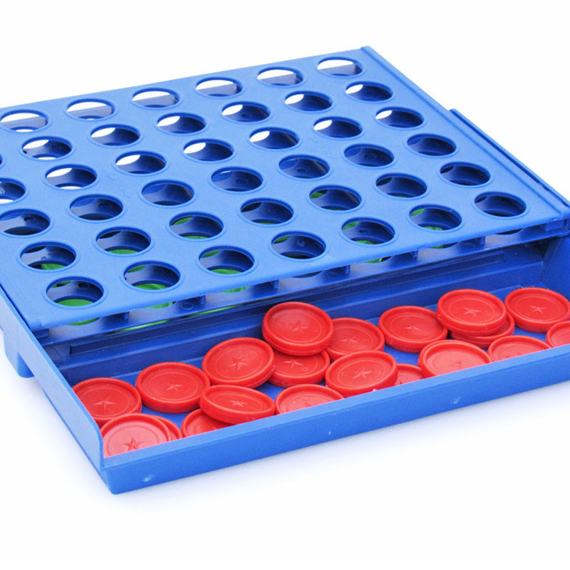 New children games Four in A line bingo game interesting the original game of connect 4 Board Game For Kid Sports Entertainment