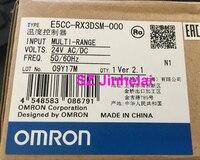 오리지널 오므론 디지털 컨트롤러 E5CC-RX3DSM-000 24vac/dc