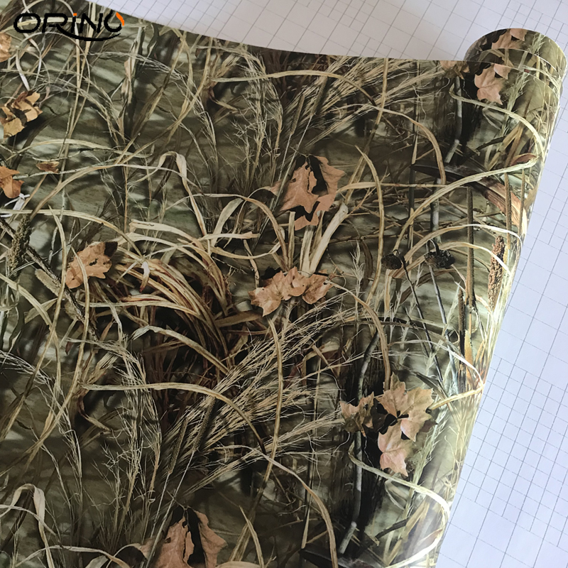 Shadow Grass Realtree Camo Wrapping Vinyl Realtree Camouflage Car Wrap Sticker Film Motorcycle Bike Truck Vehicle Covers Wraps