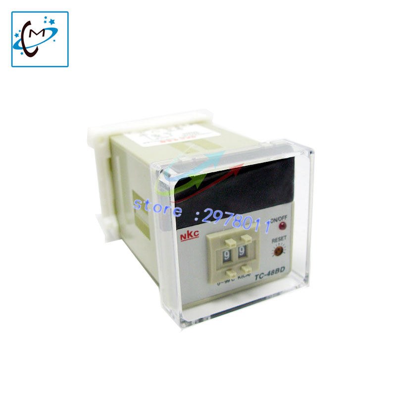 Large format printer NKC TC-48BD heater controller Infinity Galaxy Challenger Taimes temperature conteroller лодка intex challenger k1 68305
