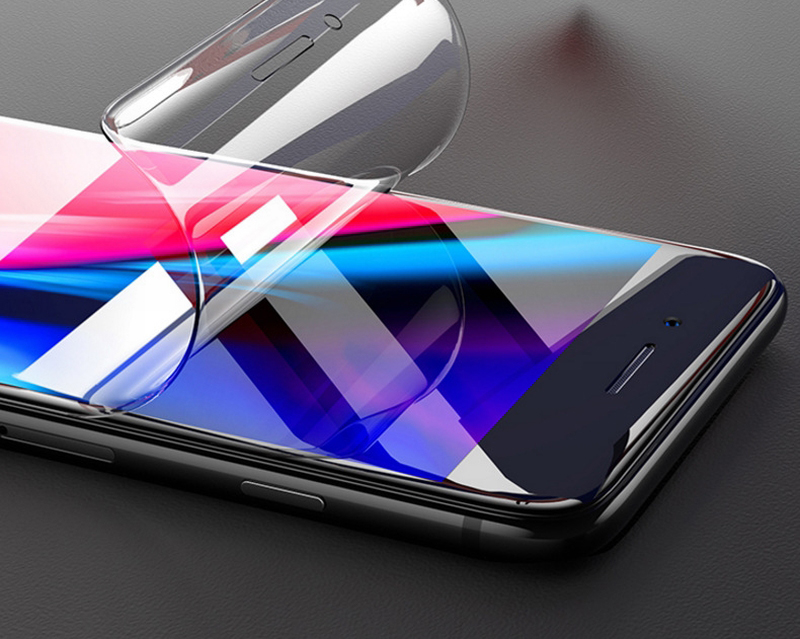 New Soft 4D Full Body Protection Smart Assist Hydrogel Film for Xiaomi Mi 8 Mi8 6 21 quot Anti Scratch AUTO Fixed Screen Protector in Phone Screen Protectors from Cellphones amp Telecommunications