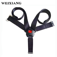5 Points Baby Car Seat Safety Harness Child Seats Belts Fixaction Belt For Children S Car