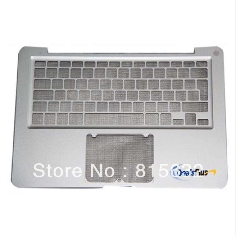 95% New FOR MacBook Pro 13.3 A1278 UK EU Top Case & No trackpad & No keyboard 2009 2010 new touchpad trackpad with cable for macbook pro 13 3 unibody a1278 2009 2012years