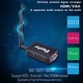 Беспроводной Дисплей HD 1080 P Поддержка DLNA Airplay Протокол Miracast Зеркало Intel Костюм Windows/Mac OS/iOS/Android TV stick
